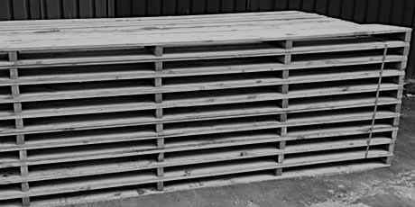 Large Timber Pallets