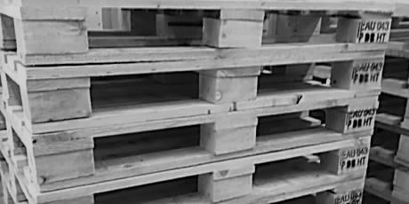 Small Timber Pallets