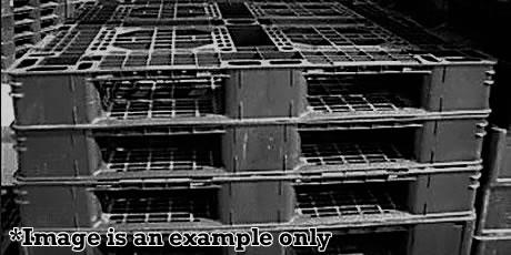 Used Oversize Plastic Pallets