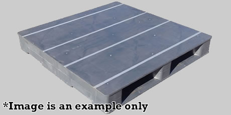 Used Standard Size Plastic Pallets